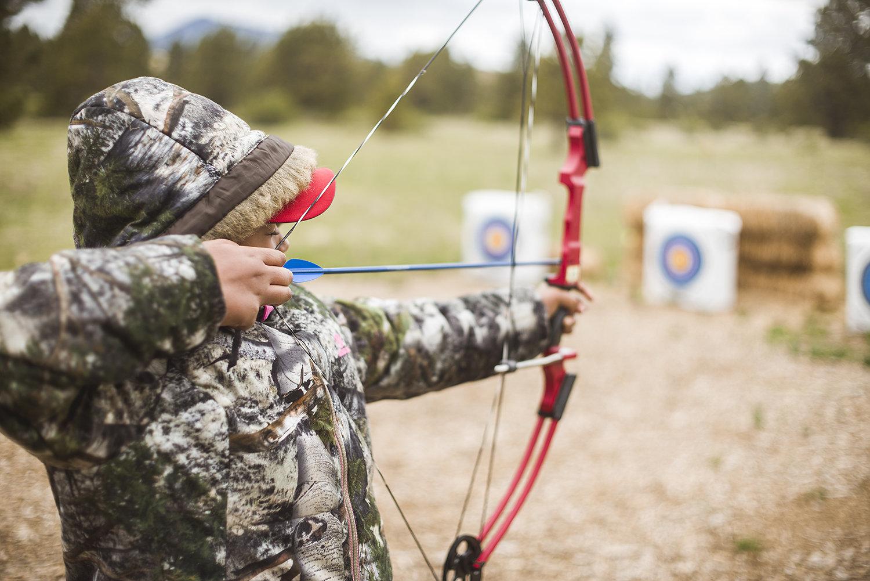 Archery prizes